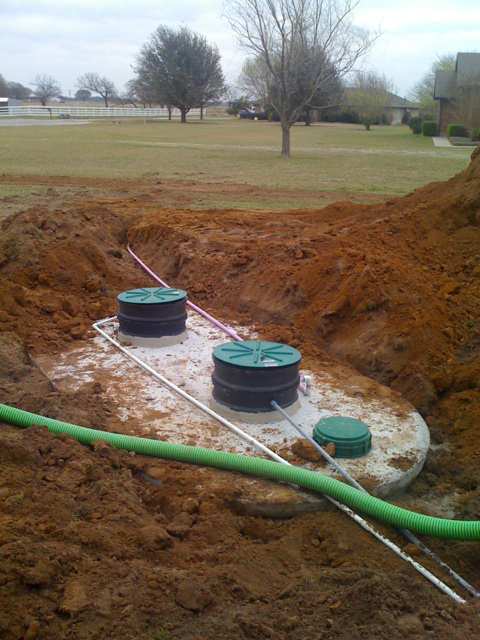 Fritcher Plumbing Aerobic And Conventional Septic Systems